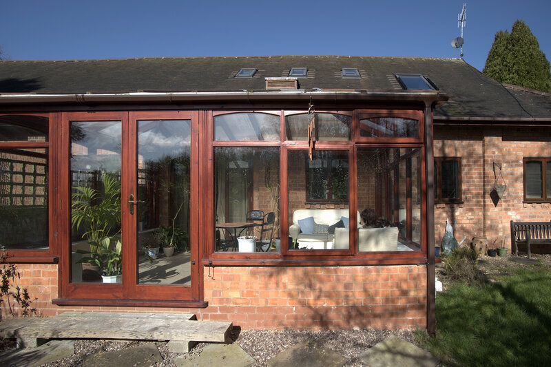 Solid Roof Conservatories in Wakefield West Yorkshire